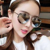 618好康鉅惠2018新款韓版個性偏光太陽鏡墨鏡女士