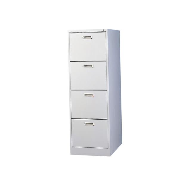 【YUDA】LOKA-4T卡片箱 檔案櫃/鐵櫃(8輪) 鐵櫃 抽屜櫃 公文櫃