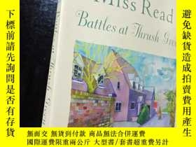 二手書博民逛書店Battles罕見at Thrush GreenY12498 b