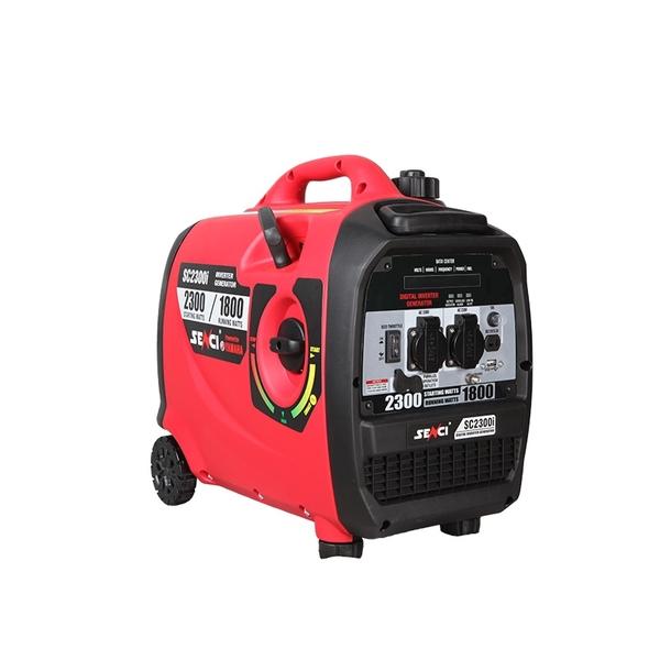 [ 家事達 ] Senci 靜音變頻發電機-2300W 特價 110V