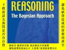 二手書博民逛書店Scientific罕見Reasoning:The Bayesian Approach科學地推理:貝葉斯定理方法(