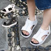 85折男孩涼鞋子9夏天中大童3到11歲4至10男童鞋開學季