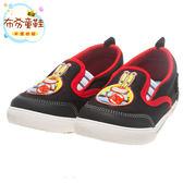 《布布童鞋》海綿寶寶童休閒鞋(19公分) [ AD3021D ] 黑色款
