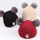 寶寶帽 針織毛線帽  嬰兒秋冬保暖童帽子...