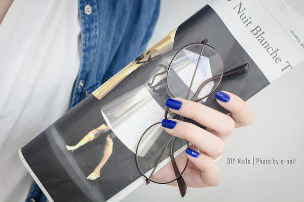 e-nail~【P504H / Miss Cool】可剝式 水指甲 / 健康水性指甲油