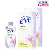 Eve舒摩兒 深層清新潔淨組(133 2入x2盒 + 59ml)
