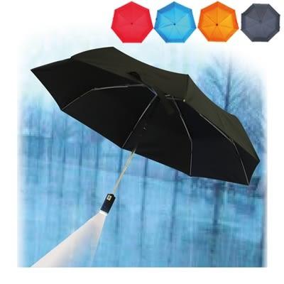 LED自動開收三摺晴雨傘