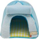 San-X 角落生物 沙包玩偶場景組  造型屋 家家酒玩具 帳篷款 藍_XS66275