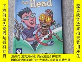 二手書博民逛書店Head罕見to Head(Pearson Chapters)Y
