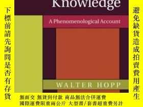 二手書博民逛書店Perception罕見And KnowledgeY307751 Walter Hopp Cambridge