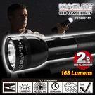 MAG LITE 2D CELL LED手電筒-黑色168流明#ST2D016R【AH11006】i-Style居家生活