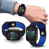 NISDA 酷跑系列多功能智能手錶 HBL-02 -限量藍
