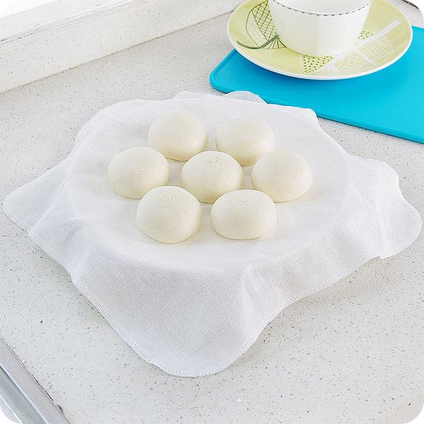 廚房用具棉紗蒸籠布 不粘蒸餃布蒸籠紗布透氣籠屜布蒸包子饅頭墊