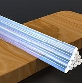 熱熔膠條 晶思達熱熔膠棒高粘熱熔膠家用強力手工7mm/11mm熱融膠槍膠條熱溶 【快速出貨八折鉅惠】