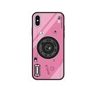 日韓Reno4 Pro保護殼 複古相機OPPO Find X2 Pro手機殼 時尚OPPO Reno2手機套 毆珀R17/R15/R11保護套