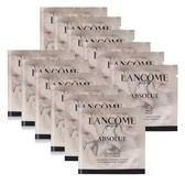 LANCOME 蘭蔻 絕對完美黃金玫瑰修護乳霜豐潤版(1ml)X12