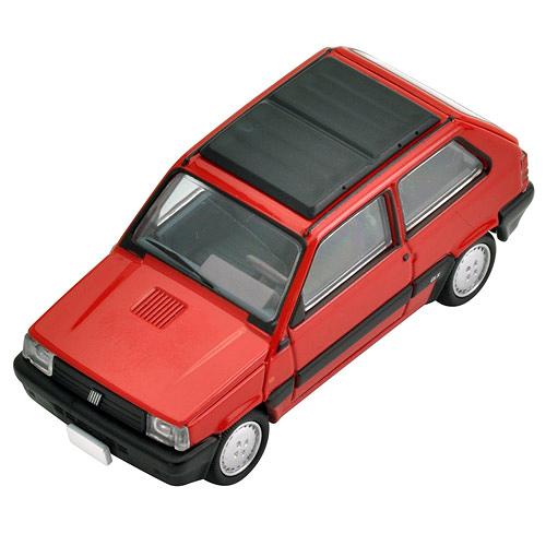 TOMYTEC - LV-N131b 飛雅特 Fiat Panda CLX (紅)