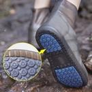 防雨鞋套男女鞋套防水雨天成人防滑加厚耐磨底防雨防水鞋套雨鞋套【八折搶購】