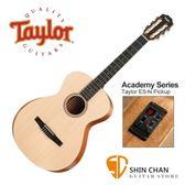 Taylor A12e-N 單板 可插電古典吉他 Academy 12e-N 內建調音功能 GC桶身【A12E 附原廠琴袋】 【尼龍吉他】