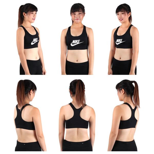 NIKE 女運動內衣 (運動背心 健身 訓練 慢跑 免運 ≡排汗專家≡