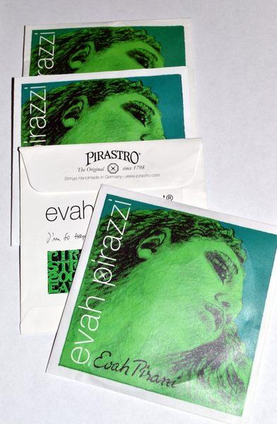 小提琴弦(4/4 球頭) 德國PIRASTRO Evah Pirazzi (E弦0.26金)綠魔鬼/綠美人 419521