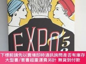 二手書博民逛書店Expo罕見58Y439265 Jonathan Coe 著 VIKING ISBN:97806709237