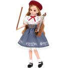 莉卡娃娃配件 LW-19 小提琴課程_L...