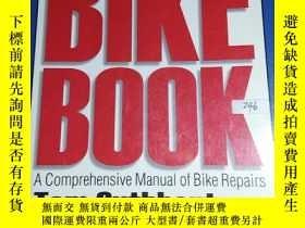 二手書博民逛書店a罕見anybody s bike bookY186690 未知