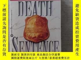 二手書博民逛書店DEATH罕見SENTENCE GARY HUNTER7353