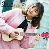 卡雁初學者學生成人女小吉他尤克裏裏  Dhh6357【潘小丫女鞋】