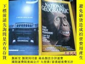 二手書博民逛書店NATIONAL罕見GEOGRAPHIC AUGUST 2002