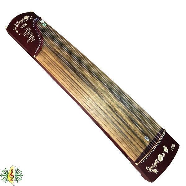 古箏 珍琴 紅木 浪淘沙 初學 入門 21弦箏 163cm 含運 含調音 (附 琴架 厚袋 )
