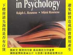 二手書博民逛書店Writing罕見Papers in Psychology: A