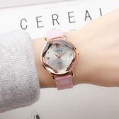 森繫女士手錶女時尚潮流學生韓版簡約女錶休閒大氣石英錶優家小鋪