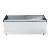 德國利勃LIEBHERR 6尺3 弧型玻璃推拉冷凍櫃408L (EFI-5603)