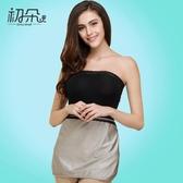 初朵防輻射孕婦裝圍裙防輻射肚兜防輻射服圍裙銀纖維四季內穿夏季