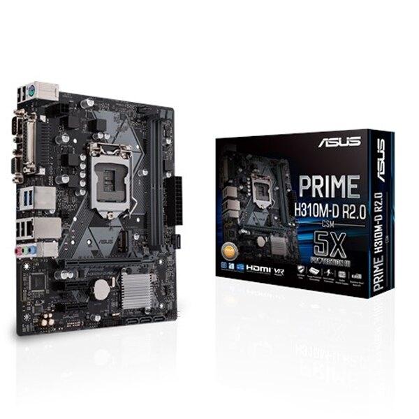 ASUS 華碩 PRIME H310M-D R2.0CSM 主機板