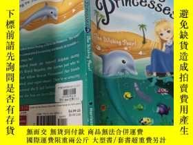 二手書博民逛書店the罕見rescue princesses The wishing pearl:營救公主許願明珠,,Y200