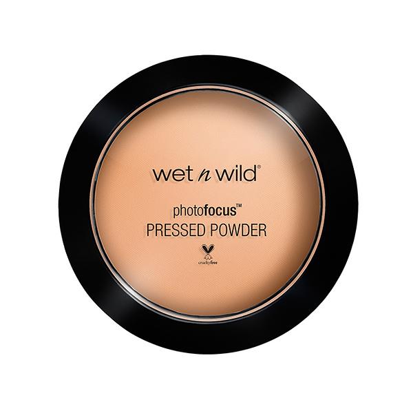 wet n wild 完美上相專業輕量粉餅-小麥色 7.5g