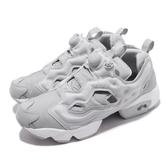 Reebok 慢跑鞋 Instapump Fury OG MU 灰 白 男鞋 休閒鞋 運動鞋 【PUMP306】 DV6988