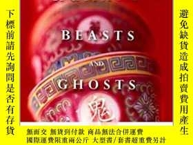 二手書博民逛書店Humans,罕見Beasts, and Ghosts: Sto