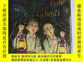 二手書博民逛書店A罕見Good Night for Ghosts (Magic