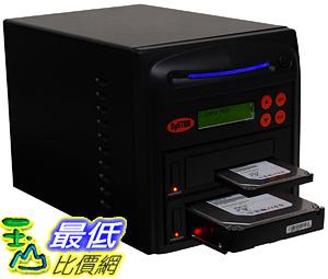 [106美國直購] 固態硬碟 SySTOR 1:1 SATA 2.5吋 3.5吋 Dual Port/Hot Swap Hard Disk Drive Solid (SYS101HS-DP)