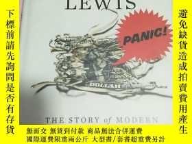 二手書博民逛書店Panic:The罕見Story of Modern Finan
