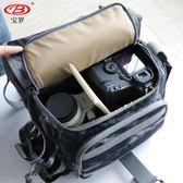 攝影包攝影包後背單反照相機包60D700d5d3斜跨戶外迷彩專業wy【樂購旗艦店】