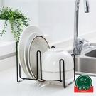 碗碟架碗盤架子盤子瀝水架置物架廚房收納架【福喜行】