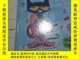 二手書博民逛書店Pete罕見the Cat Rocking in My Scho