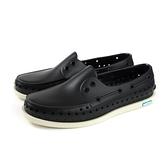 native HOWARD 船型鞋 懶人鞋 黑色 男女鞋 11101100-1100 no930
