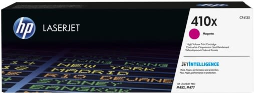 CF413X/CF413XC HP原廠紅色高印量碳粉匣410X 適用 M452dn/M452dw/M477fdn/M477fdw