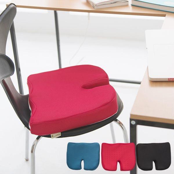 坐墊 記憶 椅墊【I0112】舒壓美臀太空記憶棉坐墊(三色) MIT台灣製 收納專科